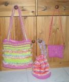 pink bags